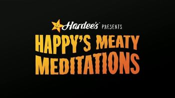 Hardee's Bacon, Egg and Cheese Biscuit TV Spot, 'Happy Meaty Meditations' - Thumbnail 1