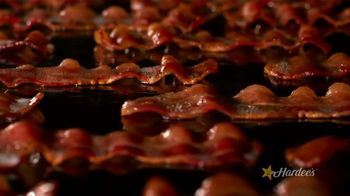 Hardee's Bacon, Egg and Cheese Biscuit TV Spot, 'Happy Meaty Meditations' - Thumbnail 3