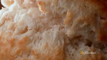 Hardee's Bacon, Egg and Cheese Biscuit TV Spot, 'Happy Meaty Meditations' - Thumbnail 5