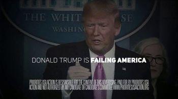 Priorities USA TV Spot, 'Way Down' - Thumbnail 7