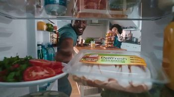 Oscar Mayer Deli Fresh TV Spot, 'Not Just a Sandwich' - Thumbnail 5