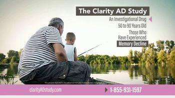 Eisai TV Spot, 'The Clarity AD Study: Memory Loss' - Thumbnail 4