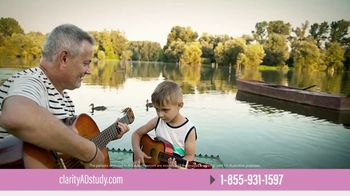 Eisai TV Spot, 'The Clarity AD Study: Memory Loss'