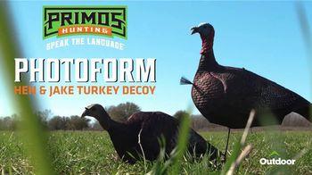Primos Photoform Turkey Decoy TV Spot, 'Hen and Jake' - Thumbnail 9