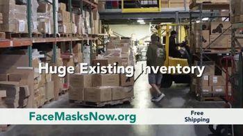 Face Masks Now TV Spot, 'Quality Cloth Masks'