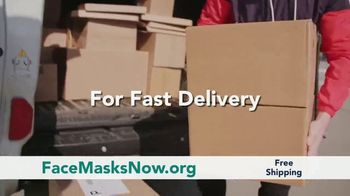 Face Masks Now TV Spot, 'Quality Cloth Masks' - Thumbnail 4