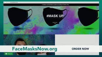 Face Masks Now TV Spot, 'Quality Cloth Masks' - Thumbnail 8