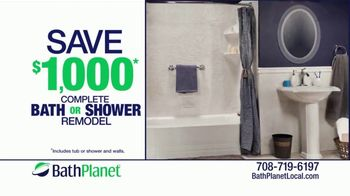 Bath Planet TV Spot, 'Tired of Looking at Your Moldy Shower' - Thumbnail 6