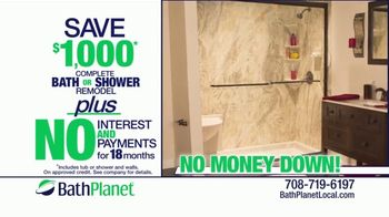 Bath Planet TV Spot, 'Tired of Looking at Your Moldy Shower' - Thumbnail 7