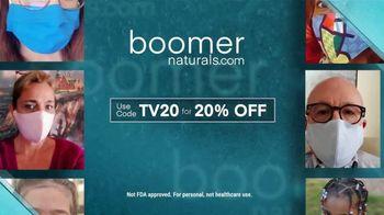 Boomer Naturals Face Masks TV Spot, 'Highly Protective Covering' - Thumbnail 10