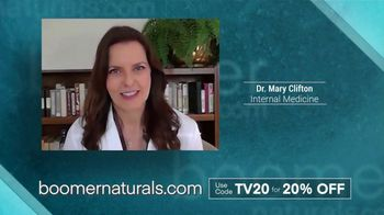 Boomer Naturals Face Masks TV Spot, 'Highly Protective Covering' - Thumbnail 3