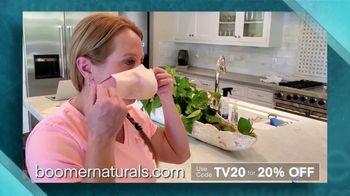 Boomer Naturals Face Masks TV Spot, 'Highly Protective Covering' - Thumbnail 6
