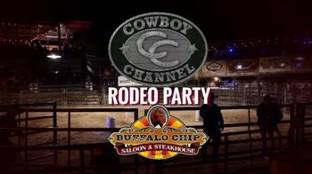 Cowboy Channel Rodeo Party TV Spot, 'Cowboy Style' - Thumbnail 1
