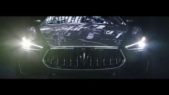 Maserati TV Spot, \'Get Behind the Wheel\' [T2]