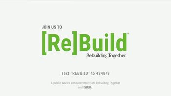 Rebuilding Together TV Spot, 'Emergency Repairs for Neighbors Impacted by COVID-19' - Thumbnail 9