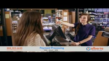 Alberta Payments TV Spot, 'Card Processing Services' - Thumbnail 1
