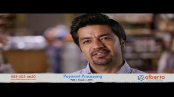 Alberta Payments TV Spot, 'Card Processing Services' - Thumbnail 4