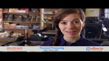 Alberta Payments TV Spot, 'Card Processing Services' - Thumbnail 6