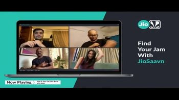 JioSaavn TV Spot, 'Stay Home With JioSaavn' Song by SIRI & Sez - Thumbnail 3