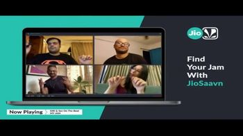 JioSaavn TV Spot, 'Stay Home With JioSaavn' Song by SIRI & Sez