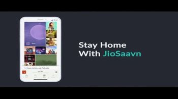 JioSaavn TV Spot, 'Stay Home With JioSaavn' Song by SIRI & Sez - Thumbnail 7