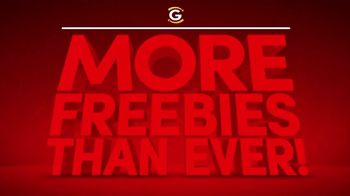 GetGo TV Spot, 'Freebies' - Thumbnail 4