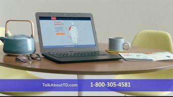 Talk About TD TV Spot, 'TD Portrayal: Trying Times' - Thumbnail 8