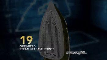 Power XL Cordless Iron & Steamer TV Spot, 'Wrinkled' - Thumbnail 1