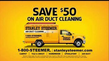 Stanley Steemer TV Spot, 'Breath Easier' - Thumbnail 9