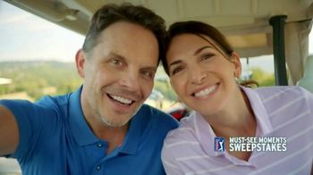 PGA TOUR Must-See Moments Sweepstakes TV Spot, 'Austin: So Much to Do'' - 109 commercial airings