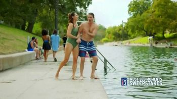 PGA TOUR Must-See Moments Sweepstakes TV Spot, 'Austin: So Much to Do'' - Thumbnail 1