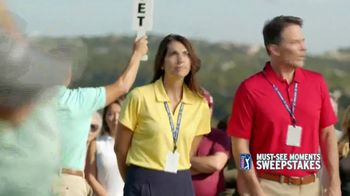 PGA TOUR Must-See Moments Sweepstakes TV Spot, 'Austin: So Much to Do'' - Thumbnail 5