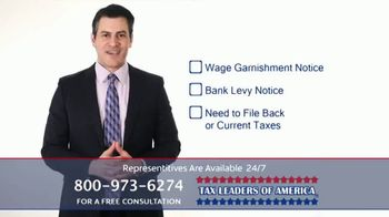 Tax Leaders of America TV Spot, 'Pennies on the Dollar' - Thumbnail 1