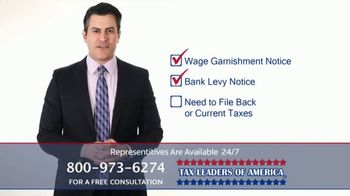 Tax Leaders of America TV Spot, 'Pennies on the Dollar'