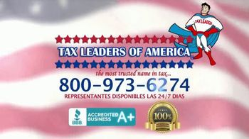 Tax Leaders of America TV Spot, 'Pennies on the Dollar' - Thumbnail 3