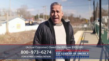 Tax Leaders of America TV Spot, 'Pennies on the Dollar' - Thumbnail 4