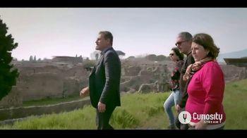 CuriosityStream TV Spot, 'Pompeii: Disaster Street'