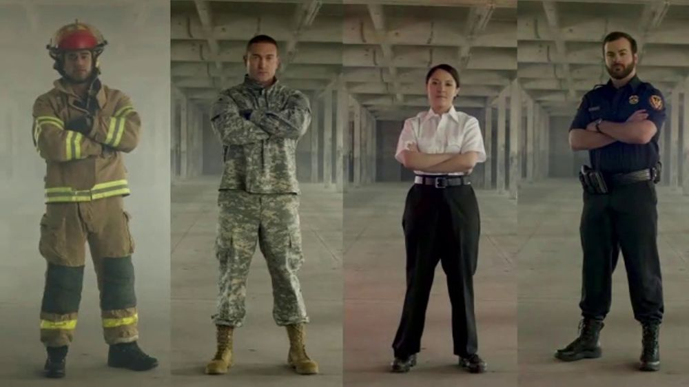GovX TV Commercial, 'Discounts That Honor Your Service'