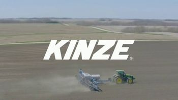 Kinze 05 Series Planter TV Spot, 'Less Time in the Shop, More Time in the Field' - Thumbnail 10