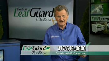 LeafGuard of Indiana TV Spot, 'No Matter the Weather: 65 Percent Off Labor' - Thumbnail 2