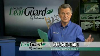 LeafGuard of Indiana TV Spot, 'No Matter the Weather: 65 Percent Off Labor'
