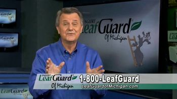 LeafGuard of Michigan TV Spot, 'Don't Risk a Fall: 65 Percent Off Labor'
