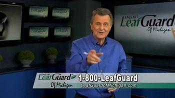 LeafGuard of Michigan TV Spot, 'Don't Risk a Fall: 65 Percent Off Labor' - Thumbnail 8