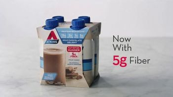 Atkins TV Spot, 'Questions: Chocolate Shake' Featuring Rob Lowe - Thumbnail 6