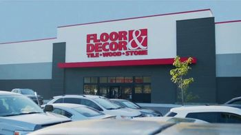 Floor & Decor TV Spot, 'El primer cambio' [Spanish] - Thumbnail 3