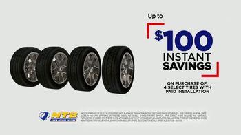 National Tire & Battery Big Memorial Day Sale TV Spot, 'Gear Up'