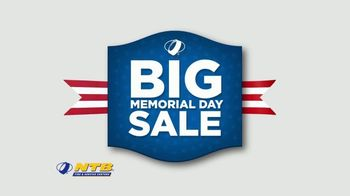 National Tire & Battery Big Memorial Day Sale TV Spot, 'Gear Up' - Thumbnail 8