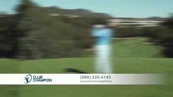 Club Champion TV Spot, 'Back on the Tee'