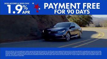 Honda Memorial Day Sales Event TV Spot, 'Save Thousands: Sedans' [T2] - Thumbnail 4