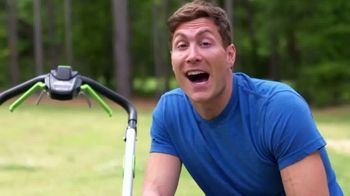 GreenWorks Pro Mower TV Spot, 'The Largest Residential Cutting Width' - Thumbnail 3